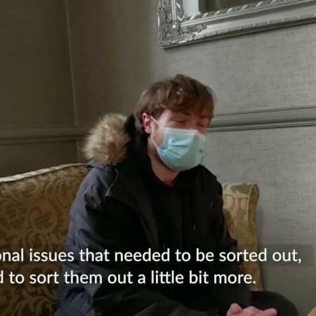 Living with Coronavirus - Josh's Story