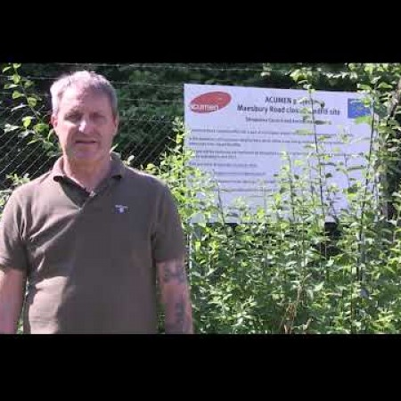 Solar Farm Oswestry