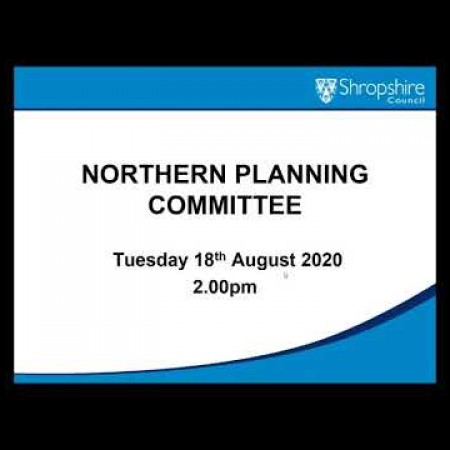 Northern Planning Committee 18 August 2020