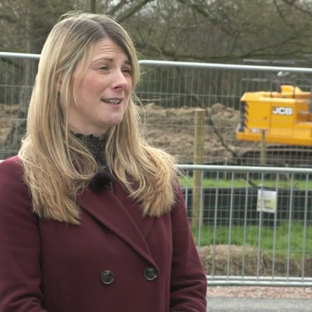 Shropshire Council's Hayley Owen speaks to SBLTV about Oswestry Innovation Park