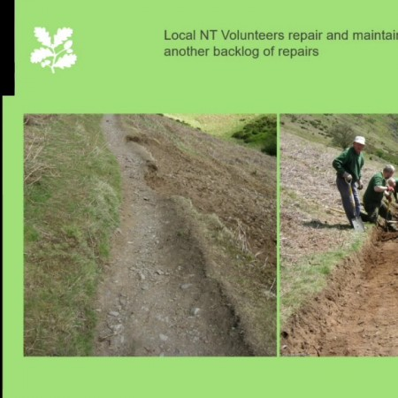 The Long Mynd and The Stepping Stones Project