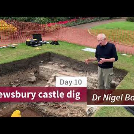 Shrewsbury Castle dig - Episode 5