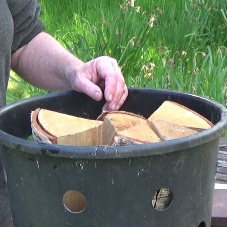 How to make a beetle bucket